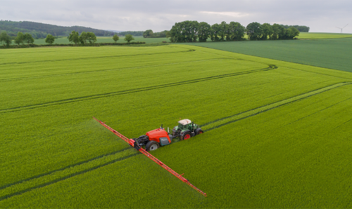 Kverneland iXtrack T – Every Crop Deserves the Best Care